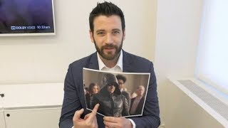 Arrow 6x21 - Colin Donnell on Tommy's Returns