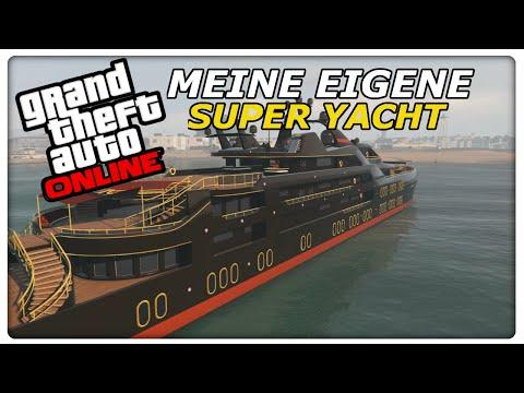 GTA 5 Online: ICH KAUF JA NUR EINE SUPER-YACHT | EXECUTIVES AND OTHER CRIMINALS | 1.31 | MrHDFlash