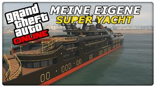 GTA 5 Online: ICH KAUF JA NUR EINE SUPER-YACHT | EXECUTIVES AND OTHER CRIMINALS | 1.31 | MrHDFlash