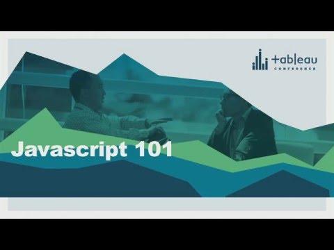 Training The New Tableau Web Data Connector APIs, JSON & Javascript