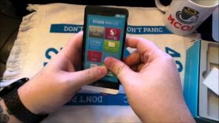 Blu Studio Mini LTE Unboxing Thumbnail