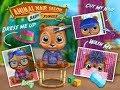 Fun Animals Care   Makeover Bath Dress Up Kids Games for Girls   Jungle Animal Hair Salon 2 Gameplay
