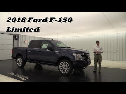 2018 FORD F-150 LIMITED OVERVIEW - Standard & Optional Equipment