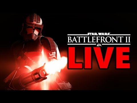 ROAD TO 300K CREDITS! Star Wars Battlefront 2 Live Stream #173 thumbnail