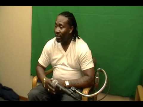HYPE TYPE INTERVIEW  FOR VSB RADIO & TV BERMUDA 2012