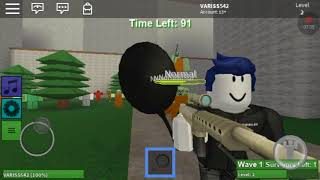 ROBLOX ZOMBIE RUSH EP.2 BY RHC CHANNEL