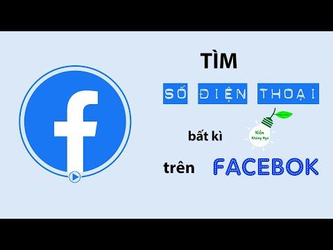 cách hack tài khoản facebook của người khác - Hướng dẫn tìm số điện thoại của NGƯỜI KHÁC trên Facebook   Thủ Thuật Mạng