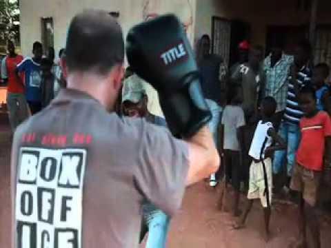Gilmore fight bareknuckle
