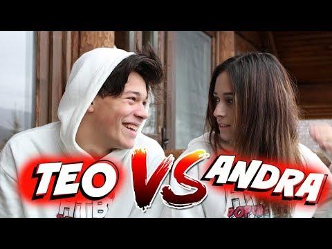 ANDRA VS TEO