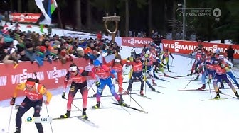 "Biathlon - "" Staffel Herren "" - Oberhof 2020 / "" Relay Men """