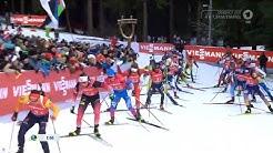 """Biathlon - """" Staffel Herren """" - Oberhof 2020 / """" Relay Men """""""