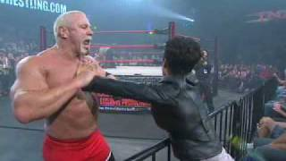 Matt Morgan vs. Scott Steiner On iMPACT!