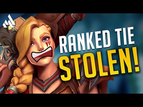 Paladins | Ranked Tie Stolen! w/J3ubbleboy VS JakeB & NorthernKyle