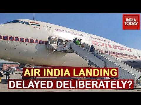 Delay By China In Air India Landing In Wuhan Seems Deliberate Claims Govt Sources