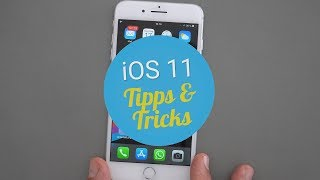 Apple iPhone 8 // iPhone 8 Plus: Tipps & Tricks unter iOS 11 | deutsch