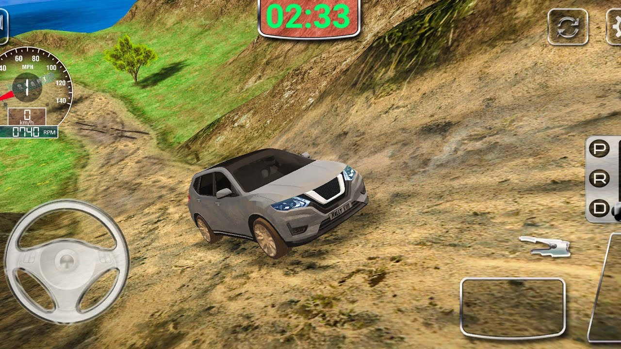 4x4 OffRoad Rally 8 - Offroad Car Driving Simulator 3D - Android Gameplay