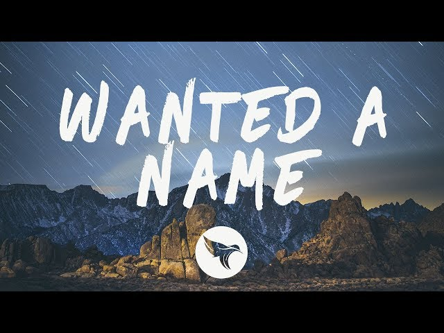 Frenship - Wanted A Name (Lyrics) feat. Yoke Lore