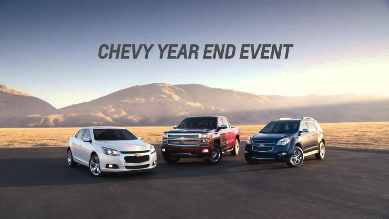 Chevy Year End Event Best Offers Of The Year Phillips - Chevrolet dealers in chicago