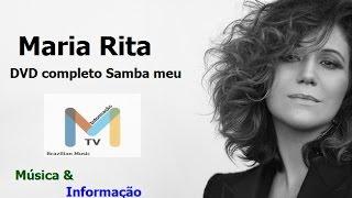 Baixar MARIA RITA ao vivo - DVD Completo  SAMBA MEU HD FULL Show