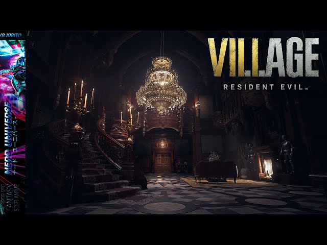 Resident Evil Village | #1 Ethan - Vom Regen in die Traufe & Wo ist mein Messer?! ☬ PC [Deutsch]