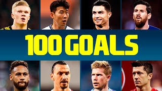 100 Incredible Goals Of 2019/2020 Season