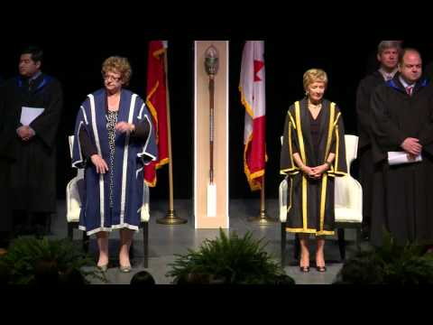 George Brown College Convocation - June 14, 2016 at 10:15 a.