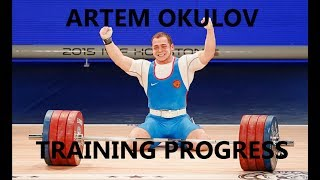 Artem Okulov (85Kg) RUS - Training Progress