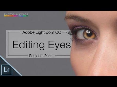 enhance eyes in photoshop