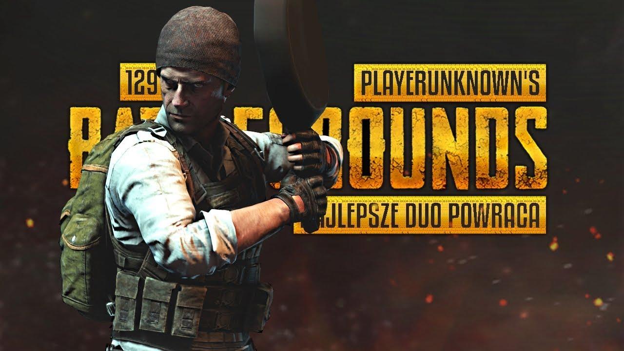 Playerunknown's Battlegrounds (PL) #129 – Najlepsze duo powraca (FPP Gameplay PL / Zagrajmy w)