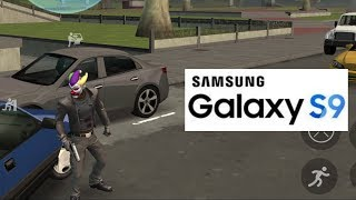 Gangstar New Orleans Galaxy S9 Gaming Test Max Settings [Exynos 9810]