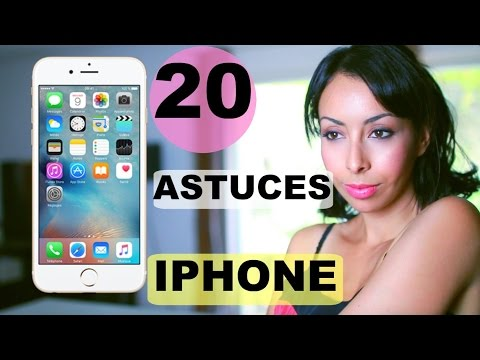 20 Astuces Spéciales Iphone Qui Changent Tout