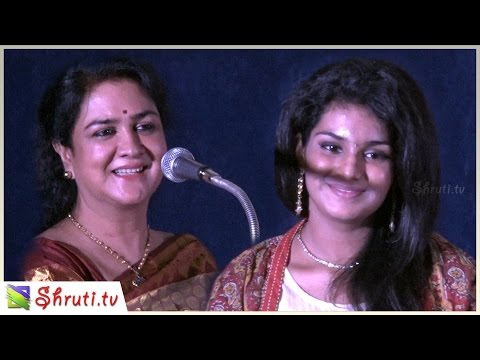 Actress Urvashi introduce Kalpana Daughter Sreemayi to media