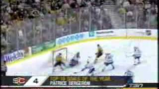 NHL goals 2005-2006
