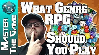 Which Tabletop RPG Systems Are The Best By Genre - Intro to Tabletop Roleplay