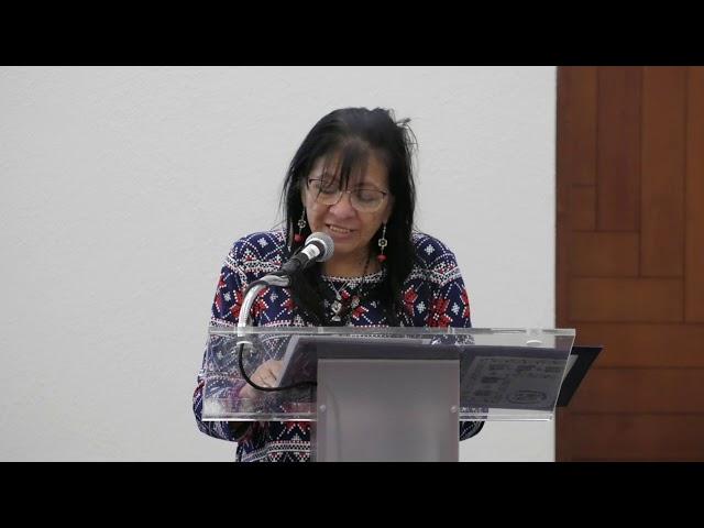 Discurso Presidenta de #CDHCM, Nashieli Ramírez, en Entregan uniformes a Bomberas