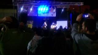 Gigatron Acústico - BeeRЯock Fest Vila-Real - Te Peto el Cacas + Heavy Hasta la Muerte