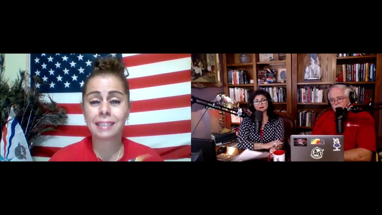 GunFreedomRadio EP204 The Ameri-CAN Series: Why We Must Resist Socialism with Mona K Oshana