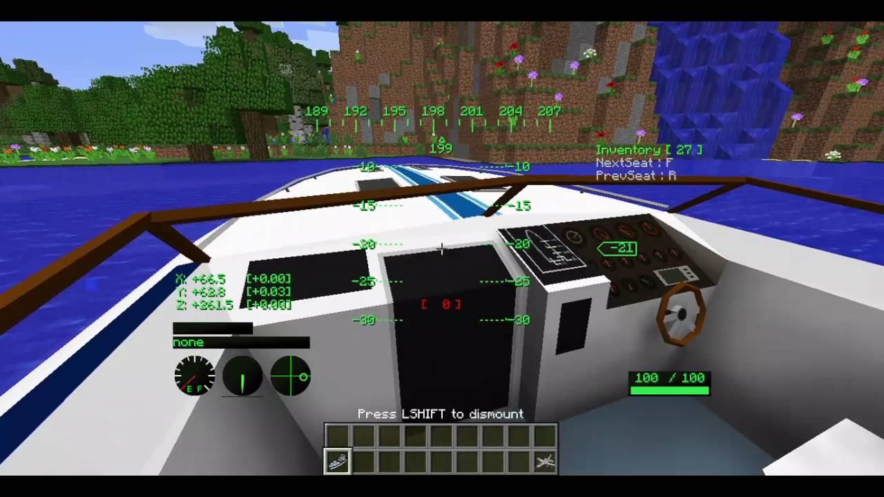 how to make a minecraft mod 1.7 10