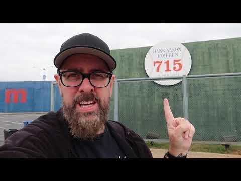 Atlanta, GA Sightseeing   Skyview Atlanta, Hank Aaron Wall, The Vortex, & More!!