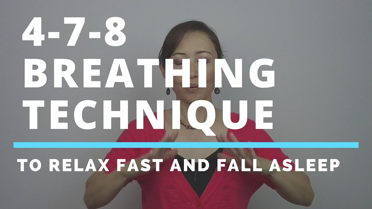 4 7 8 breathing technique to relax fast and fall asleep massage 4 7 8 breathing technique to relax fast and fall asleep massage monday 293 youtube ccuart Gallery