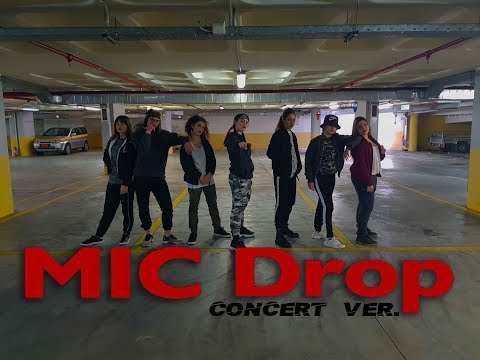 [ILLICIT]  BTS (방탄소년단) 'MIC Drop (Steve Aoki Remix)'  Dance Cover Concert Ver.