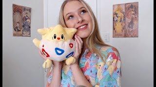 ASMR Show & Tell | Pokémon Edition thumbnail