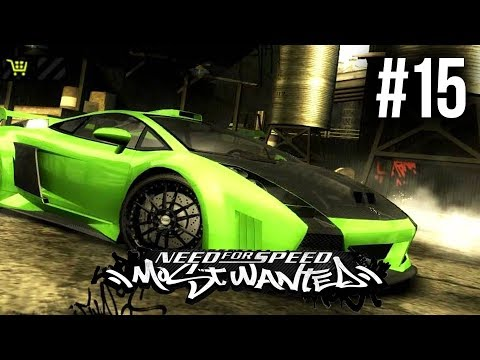 Need for Speed Most Wanted 2005 Gameplay Walkthrough Part 15 - I LOVE MY LAMBO