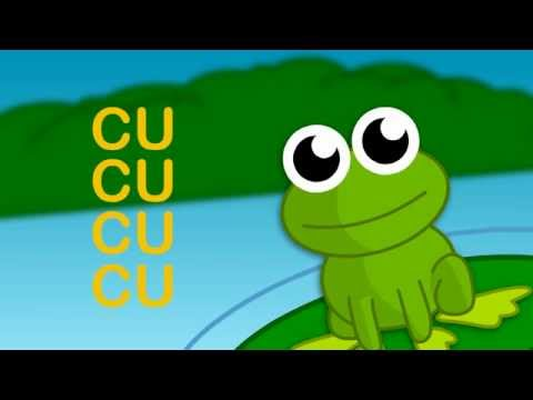 Cucu cantaba la rana con letra