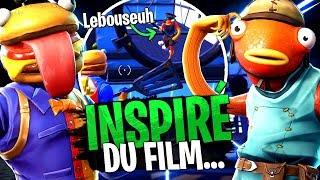 Un Escape Game inspiré du film Escape Room avec Lebouseuh sur Fortnite Créatif !