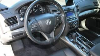 2014 Acura RLX Navigation Used Cars - Las Vegas,NV - 2016-12-03
