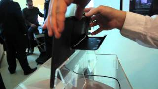 Asus Padfone hands-on at CES 2012