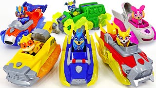 Paw Patrol Mighty Pups Charged Up lights and sounds deluxe vehicle! | DuDuPopTOY
