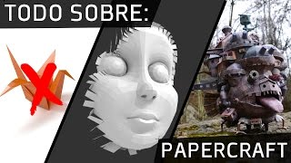 #3 La Guía Definitiva: Papercraft ft. FelipeBlast | Bunker Maker