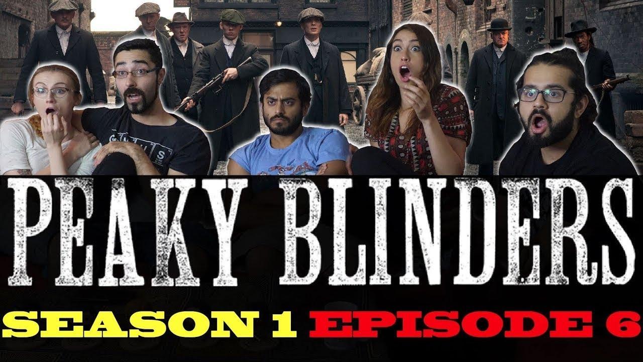 Download Peaky Blinders - Season 1 Episode 6 - Group Reaction [REUPLOAD]